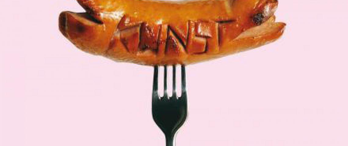 Kunst isst Wurst