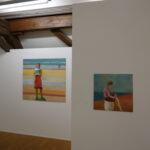 Gabi Fuhrimann, Ausstellungsansicht Dachgeschoss Ost  Furyherz Gabi Fuhrimann und Christian Herter 5. Mai – 23. Juni 2019  Foto: Stefan Meier (c) Gemeinde Wettingen, 2019