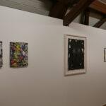 Christian Herter, Ausstellungsansicht Dachgeschoss West  Furyherz Gabi Fuhrimann und Christian Herter 5. Mai – 23. Juni 2019  Foto: Stefan Meier (c) Gemeinde Wettingen, 2019
