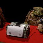 """Ausstellungsansicht """"Masters of puppets"""""""