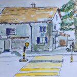 Kathrin Zehnder-Benz: Landstrasse 133