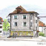 Hans Gubler: Landstrasse 16