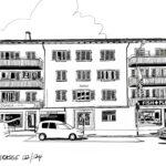 John Hollander: Landstrasse 122 & 124