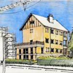 Urs Blunschi: Feldeggstrasse 2