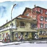 Erwin Schoenholzer: Landstrasse 38