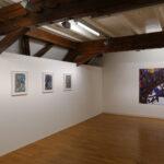 Ausstellungsansicht Valentin Magaro