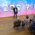 Vernissage Marc Elsener / Klodin Erb So 23.2.2020, ab 11 Uhr Begrüssung Philippe Rey Ausstellungsraum 1. OG, Klodin Erb