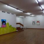 Ausstellungsansicht Klodin Erb, 1. Obergeschoss