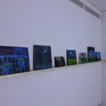 Ausstellungsansicht Marc Elsener, Erdgeschoss