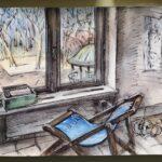 """26. März 2020: """"Garden"""", von Tanja Bykova"""