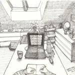 """30. März 2020: """"Home Office"""", von Giuseppe Pichierri"""