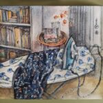 """30. März 2020: """"Flowers"""", von Tanja Bykova"""