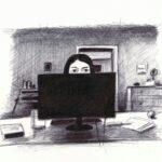"""13. Mai 2020: """"Heimbüro"""", von Rittiner + Gomez"""