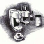 """16. Mai 2020: """"Kaffeeemaschine"""", von Rittiner + Gomez"""