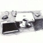"""17. Mai 2020: """"Kaffeeetasse"""", von Rittiner + Gomez"""
