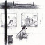 """24. Mai 2020: """"Zugfahrt"""", von Rittiner + Gomez"""