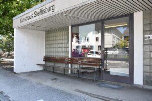 Plakat Marc Elsener in Steffisburg