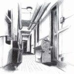 """7. Juni 2020: """"Untergeschoss"""", von Rittiner + Gomez"""