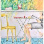 """30. Mai 2020: """"Urban Sketching"""", von Mara Krauz"""
