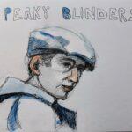 """19. Juli 2020: """"Peaky Blinders"""", von Ines Mühlemann"""