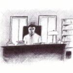 """23. August 2020: """"Büro"""", von Rittiner + Gomez"""