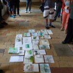Beim Sketchrawl vom 5.7.21 im Kloster Wettingen