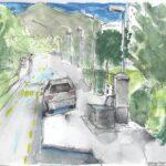 Lucia Egloff-Gurrath: Bahnhofstrasse