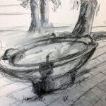 Jeannette Hasler-Gobbi: Alter Friedhof Brunnen I
