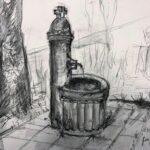 Jeannette Hasler-Gobbi: Alter Friedhof Brunnen II