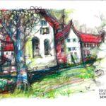 Brindarica Bose: Wettingen Kloster, 4.7.21