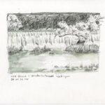 Sketchcrawl 4.7.21, Kloster: Cecile Vennos