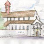 Sketchcrawl 4.7.21, Kloster: Fanny
