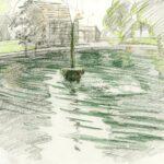Sketchcrawl 4.7.21, Kloster: Kuno Strassmann