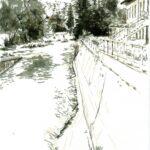 Sketchcrawl 4.7.21, Kloster: Mario Leimbacher