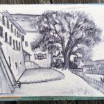 Tanja Bykova: Kloster Wettingen 02