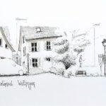 Ines Mühlemann: Klosterhalbinsel Panorama