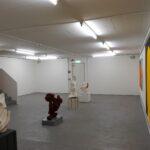 Ausstellungsansicht Simone Holliger und Markus Weggenmann, Erdgeschoss